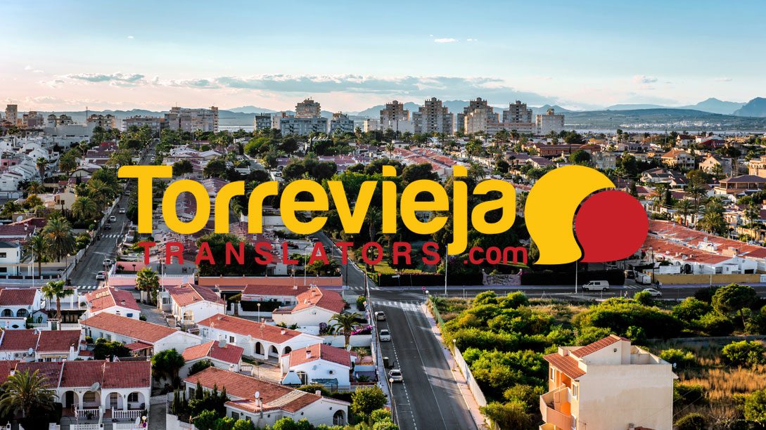 Torrevieja Translators based in Torrevieja, Costa Blanca.